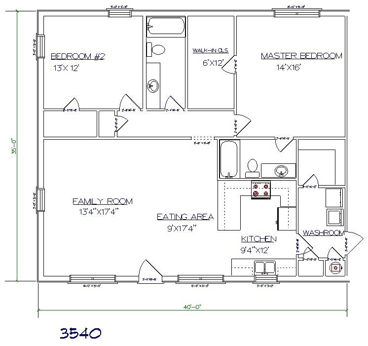 40 60 home floor plans joy studio design gallery best 40 sq house plans